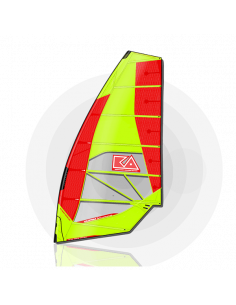 KA Sail windsurfing